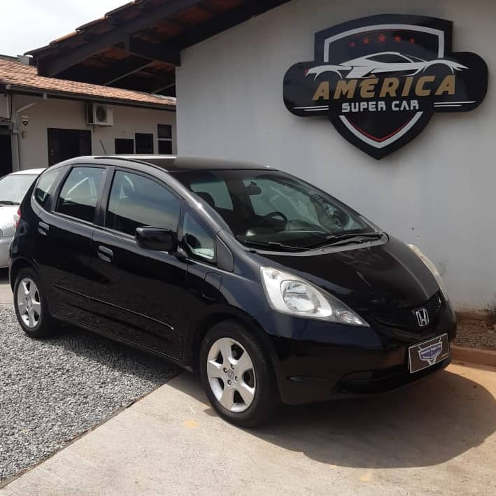 HONDA FIT LXL 2011